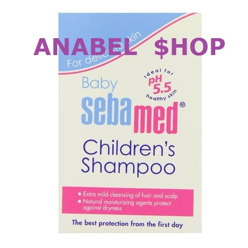 harga Sebamed baby children's shampoo 250 ml Tokopedia.com