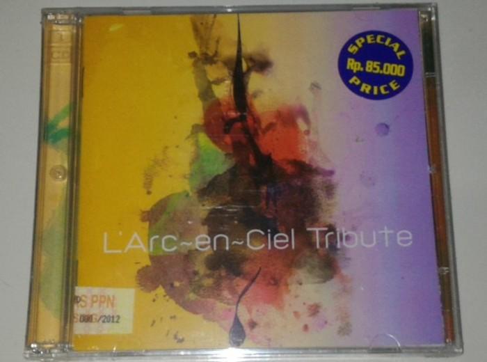harga Cd v/a l'arc~en~ciel tribute Tokopedia.com