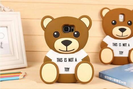 harga Case 4d teddy bear samsung a5 2016/a510 karakter/soft/4d/rubber Tokopedia.com