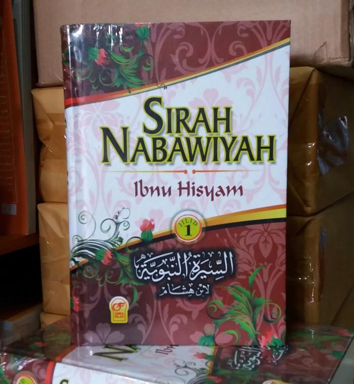 harga Sirah nabawiyah ibnu hisyam jilid 1 Tokopedia.com