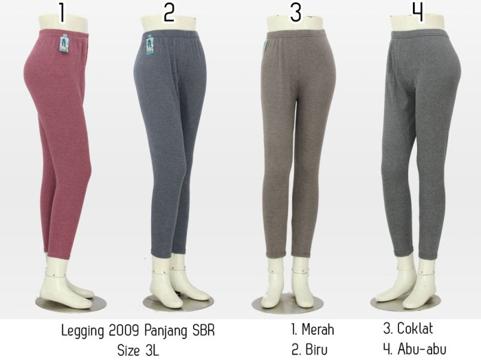 harga Celana legging wanita celana panjang grosir Tokopedia.com