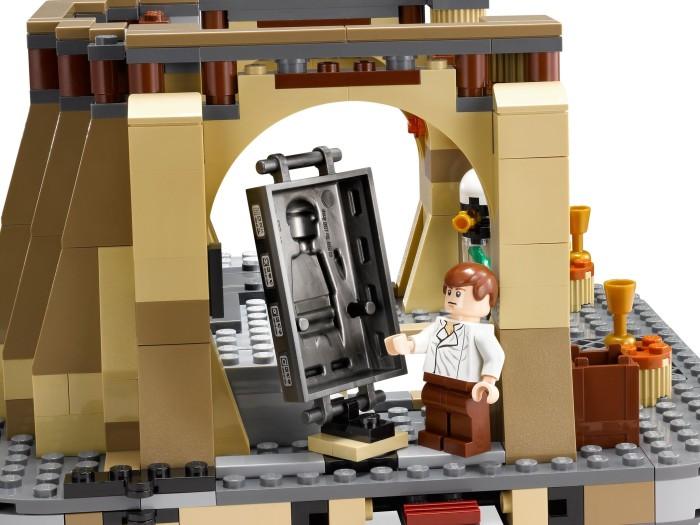 Jual Lego Star Wars Jabba Palace 9516 Dki Jakarta Bespin Toys