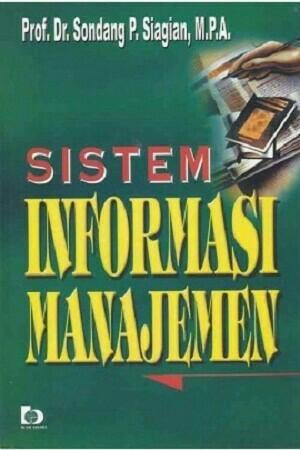 harga Sistem informasi manajemen prof dr sondang p. siagian mpa Tokopedia.com