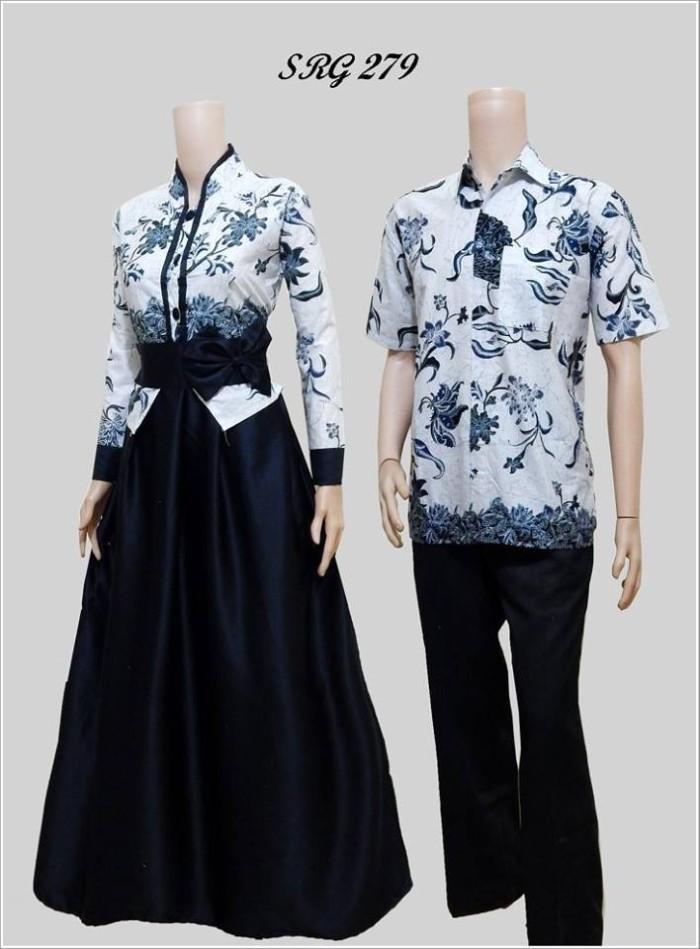 Jual Toko Batik Couple Modern Online Murah - Tasmirah Batik  f29aca0da9