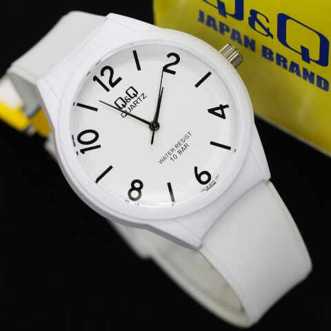 harga Jam tangan wanita/remaja/anak cewek qq qnq q&q original bisa renang Tokopedia.com