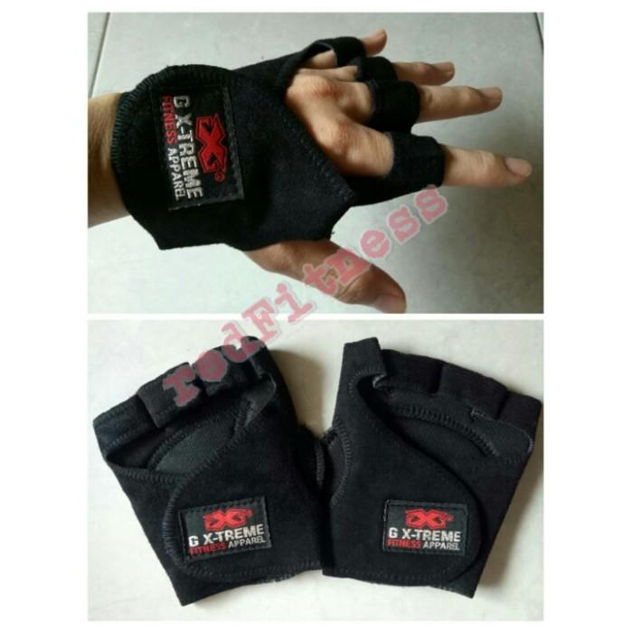 harga Sarung tangan fitness / gym gloves Tokopedia.com