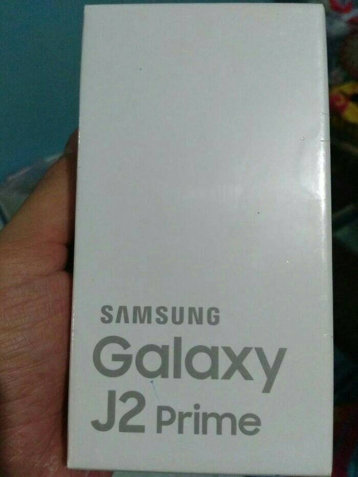 Samsung Galaxy J2 Prime Silver 4g Lte Sm G532g D