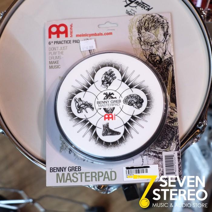 harga Meinl practice pad / drum pad 6 inch Tokopedia.com