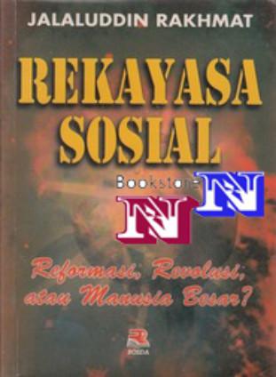 buku rekayasa sosial jalaludin rahmat