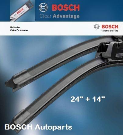 harga Wiper honda new city - bosch clear advantage 24/14 Tokopedia.com