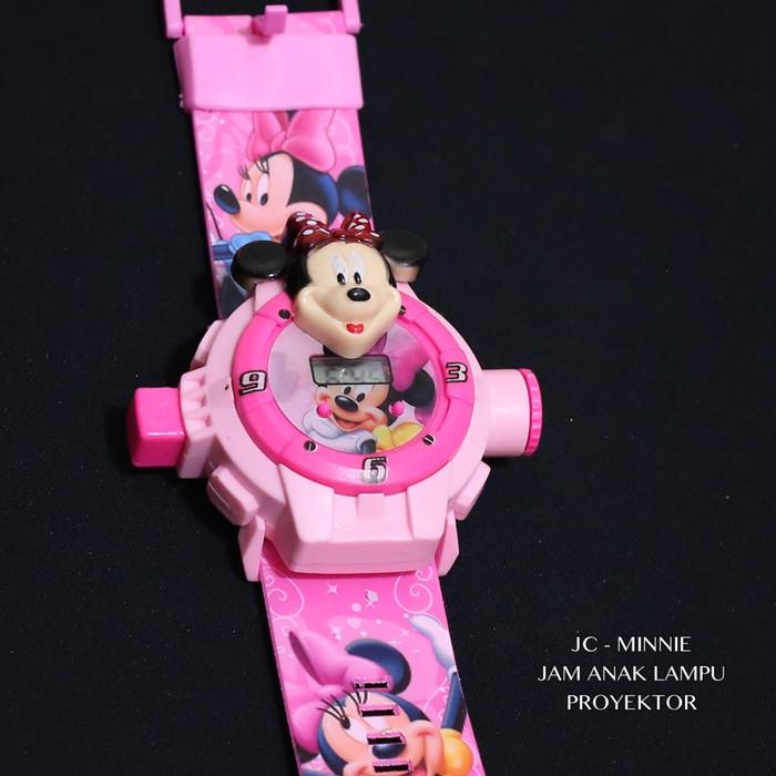 Jual Jam tangan anak karakter proyektor 24 model boboiboy frozen ... a41942abdc