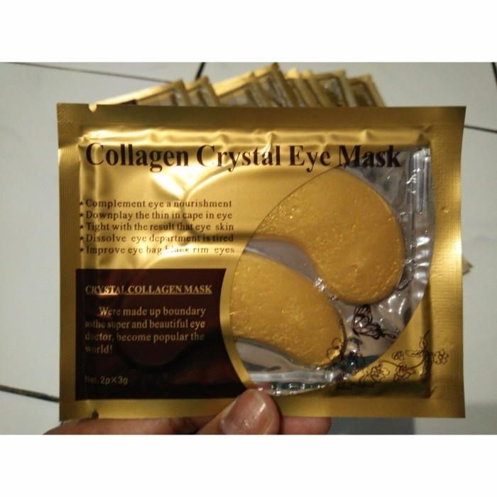 Masker Mata Collagen Crystal Eye Mask MURAH!!!