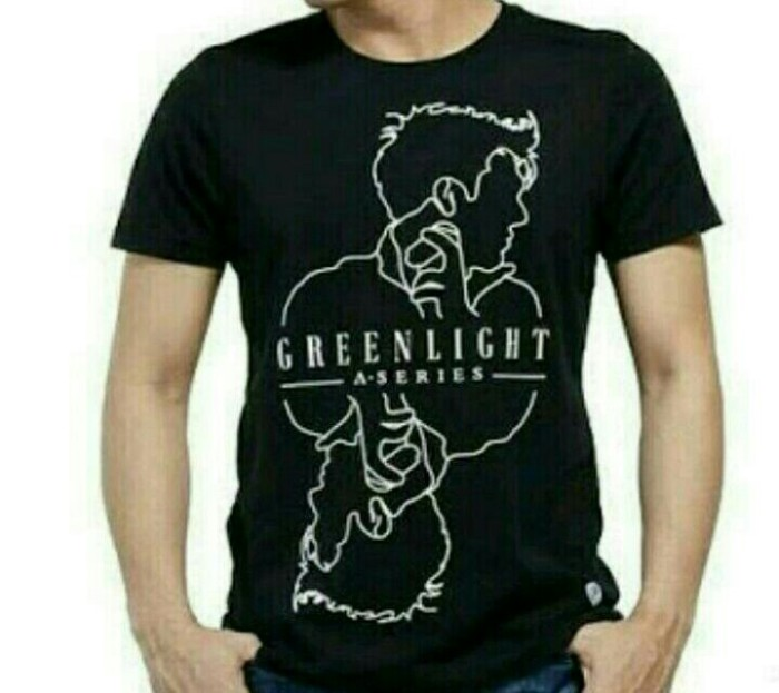 KAOS GREENLIGHT A SERIS/BAJU GREENLIGHT A SERIES