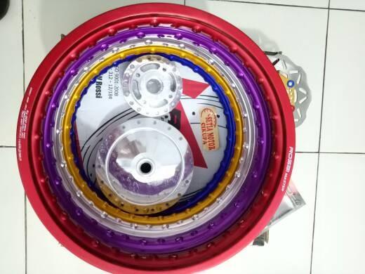 harga Velg ring 14 vario vario 125 / 150 set tromol disc jari jari Tokopedia.com