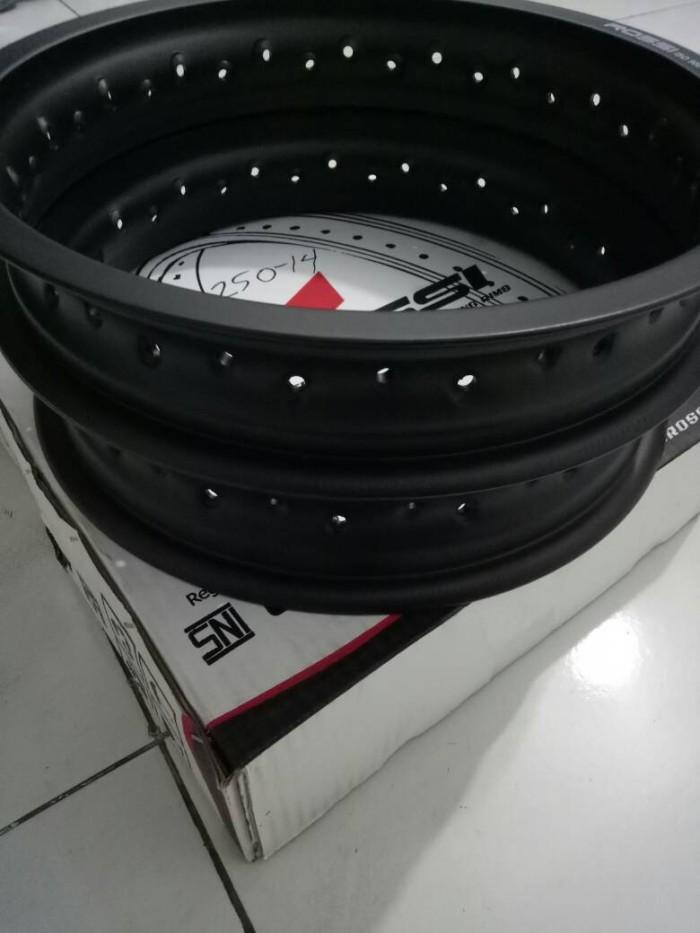 harga Velg rossi ring 14 lebar 215 dan 250 2pcs Tokopedia.com