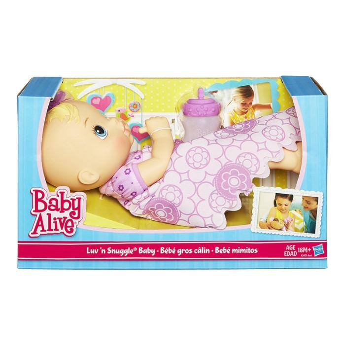 harga Baby Alive Luv N Snuggle Baby Doll Blonde - A5841 Tokopedia.com