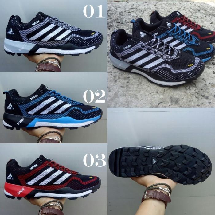 harga Terbaru sepatu pria adidas terrex boost primeknit outdoor gunung Tokopedia.com