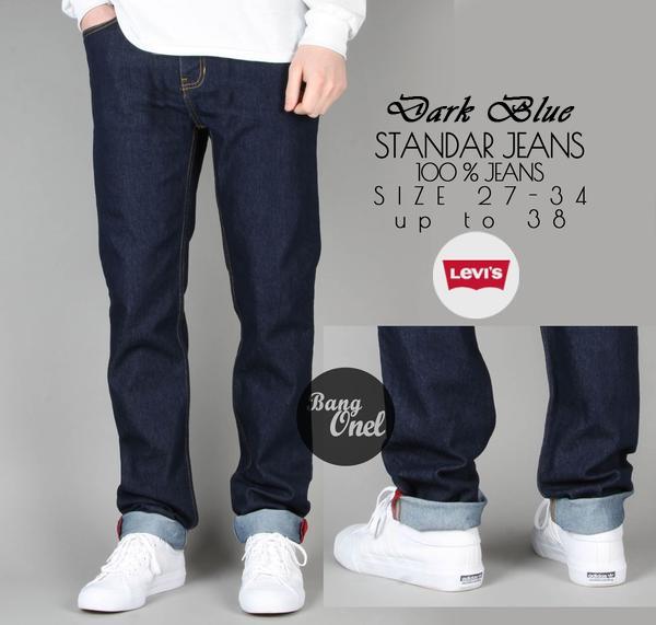 Foto Produk celana jeans levis standar regular premium dari bangonel