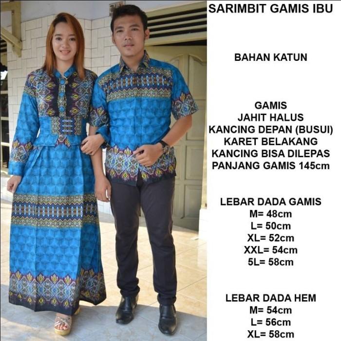 Update Harga Baju Batik Sarimbit Couple Pasangan Modern (grosir Ecer ... 33fa693f3a