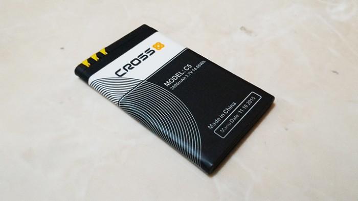 harga Battery / baterai / batrai / baterei hp cross / evercoss c5 Tokopedia.com