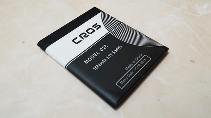 harga Battery / baterai / batrai / baterei hp cross / evercoss c28 Tokopedia.com