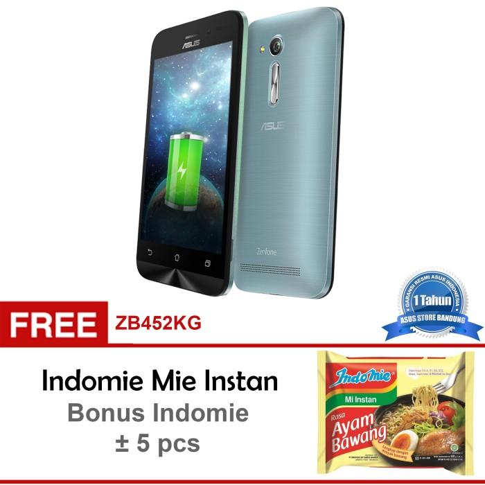 harga Asus zenfone go zb452kg 8gb + free indomie 5pcs resmi 1 tahun Tokopedia.com