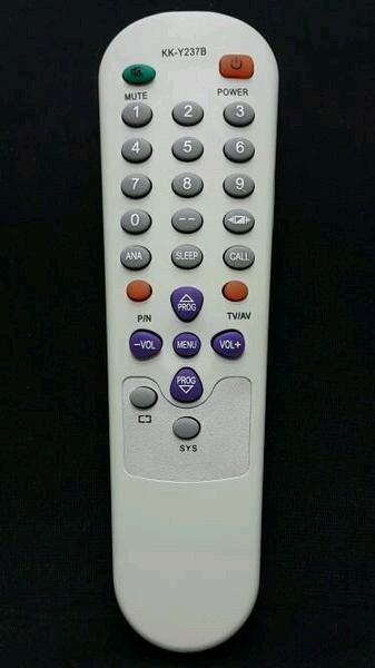 harga Remot tv konka tabung Tokopedia.com
