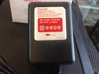 harga Convert regulated adaptor buat effect stompbox / digital Tokopedia.com