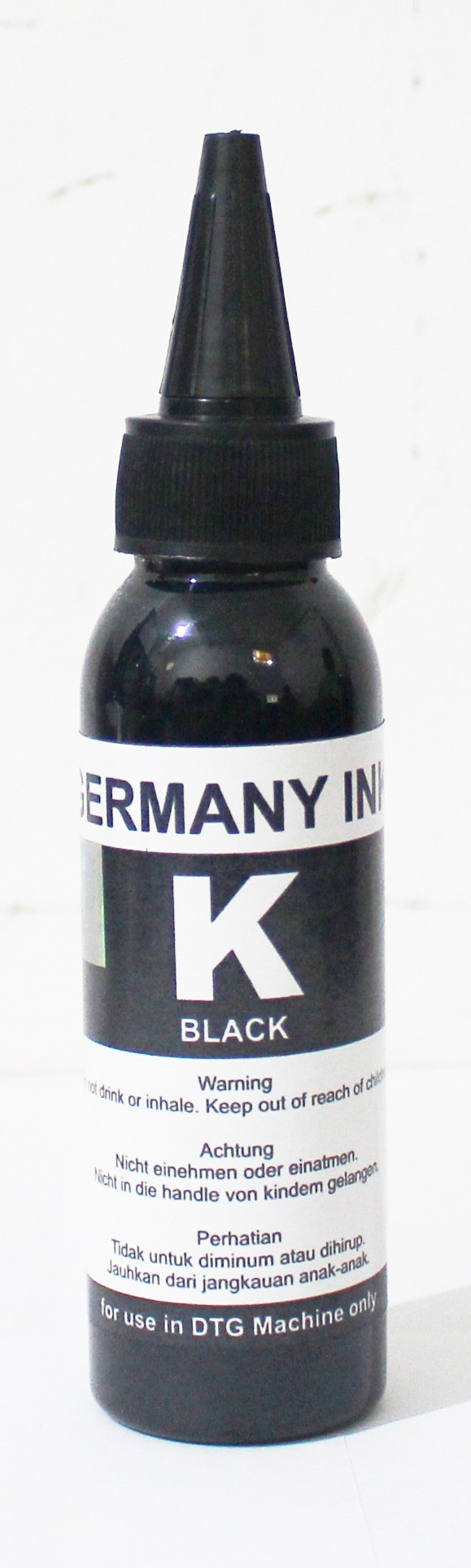 harga Tinta tekstile dtg germany black ink 100cc Tokopedia.com