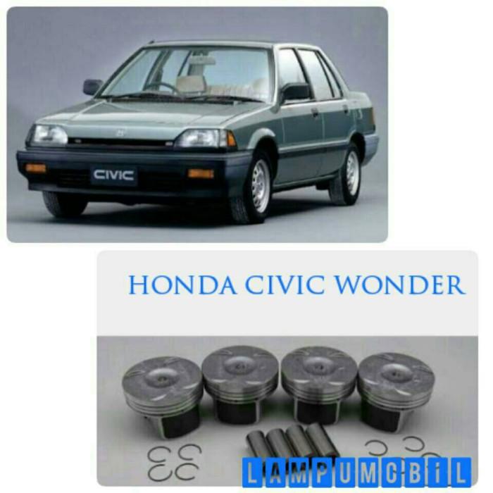 harga Piston set honda civic wonder 1984-1987 Tokopedia.com
