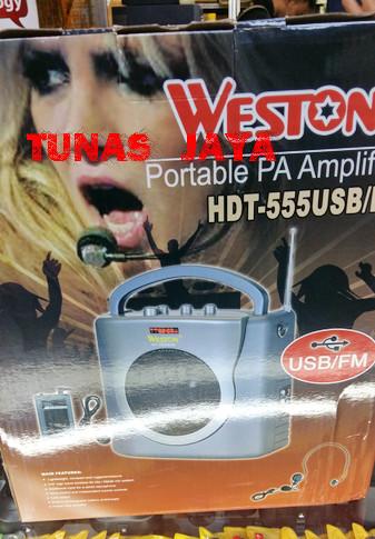 harga Toa meeting wireless weston hdt 555 xbassound Tokopedia.com