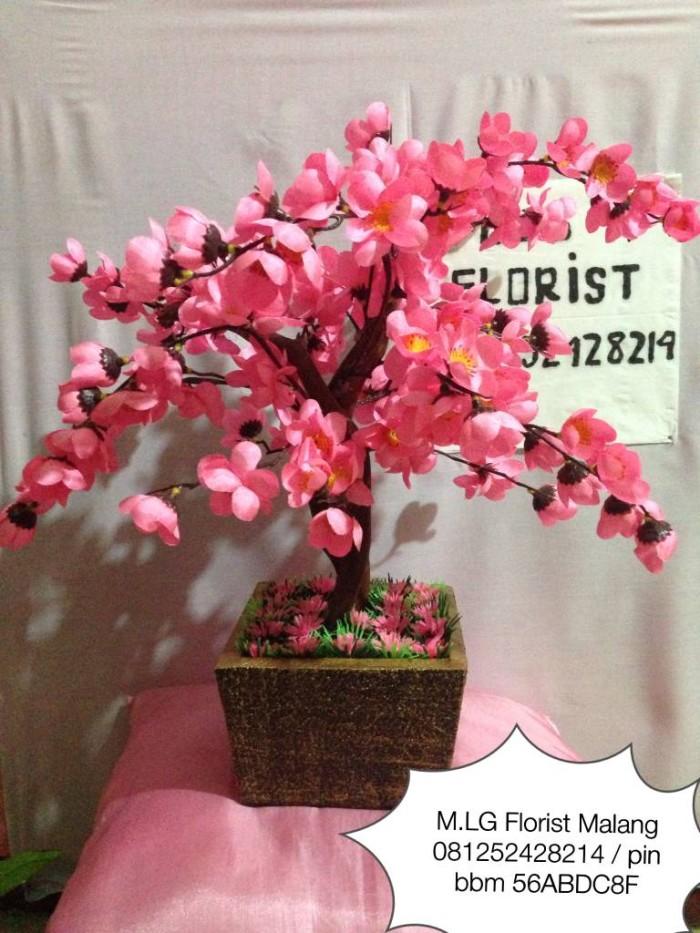 Jual bunga hias   sakura hias - m.lg florist malang  532a2fde5a
