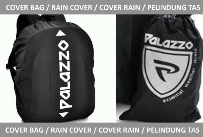 Cover bag rain cover jas hujan tas palazzo