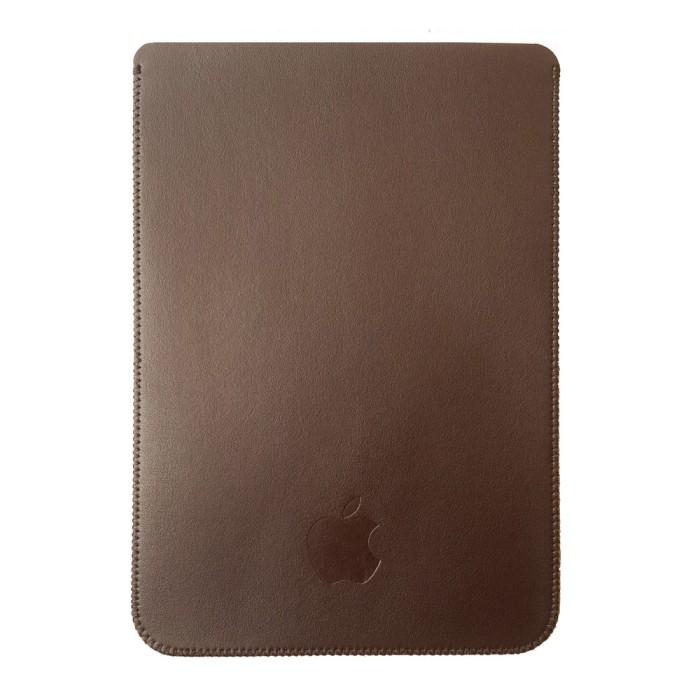 harga Primary original for ipad mini leather pouch - cokelat Tokopedia.com