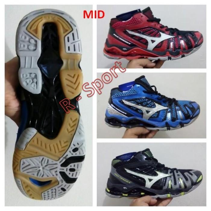 Jual Sepatu Mizuno TR 8 (Tornado 8) Volley 62248bdcb4