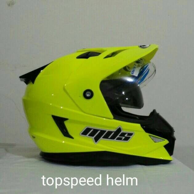 harga Helm mds super pro kuning Tokopedia.com