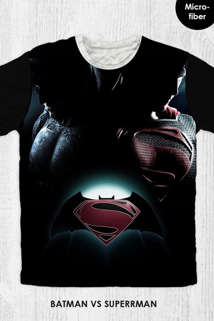 harga Kaos superheroes - batman vs superman Tokopedia.com