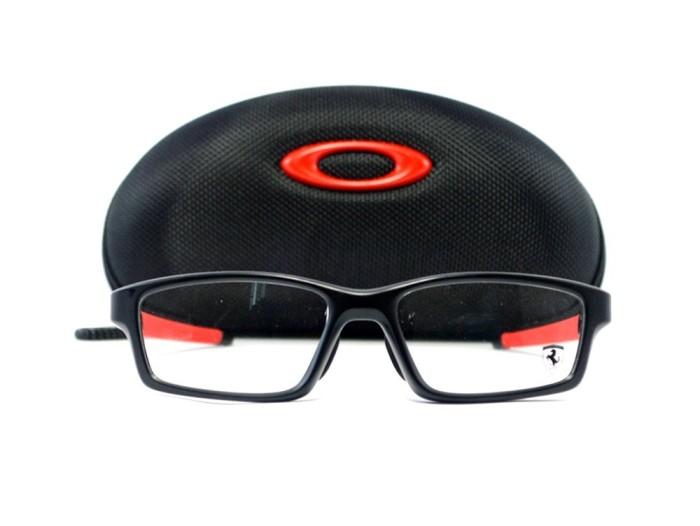 Jual Frame Kacamata Oakley OX8041-09 Original - Optik Mulia  0c03c147bf
