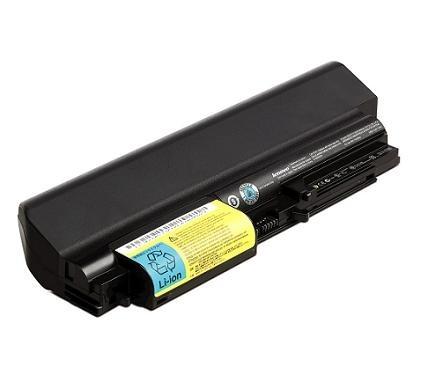 Jual Baterai Lenovo Thinkpad R400 R61 T400 T61 14 - Black-original ...