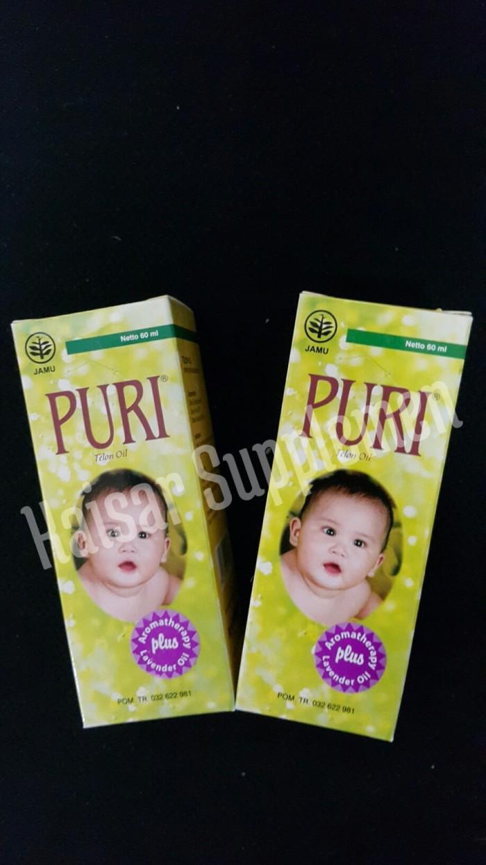 Foto Produk Puri Minyak Telon Lavender 60 ml dari Kaisar Supplemen