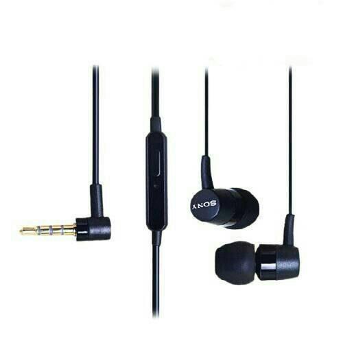 Jual Headset Sony Ericsson Xperia MH-750 Ori 99% / Earphone / handsfree - Hitam - kotaksabun | Tokopedia