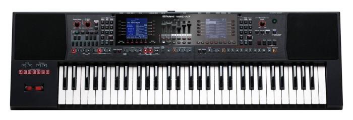 Keyboard Piano Roland E-A7