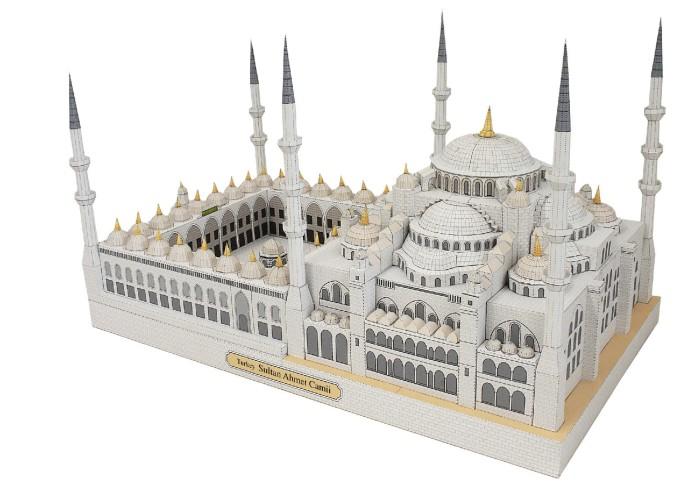 harga Diy miniatur mesjid sultan ahmed camii Tokopedia.com