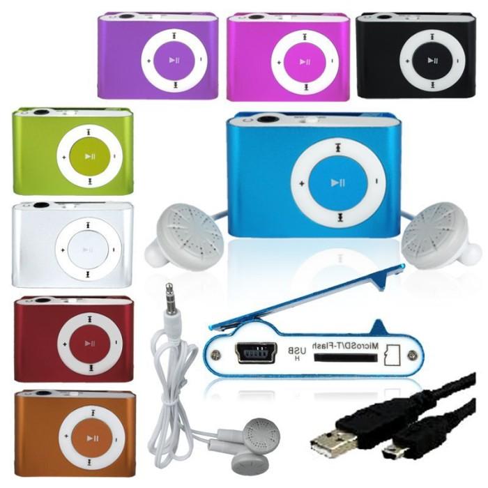 harga Pod mp3 player music musik box tf sd card clip micro usb Tokopedia.com