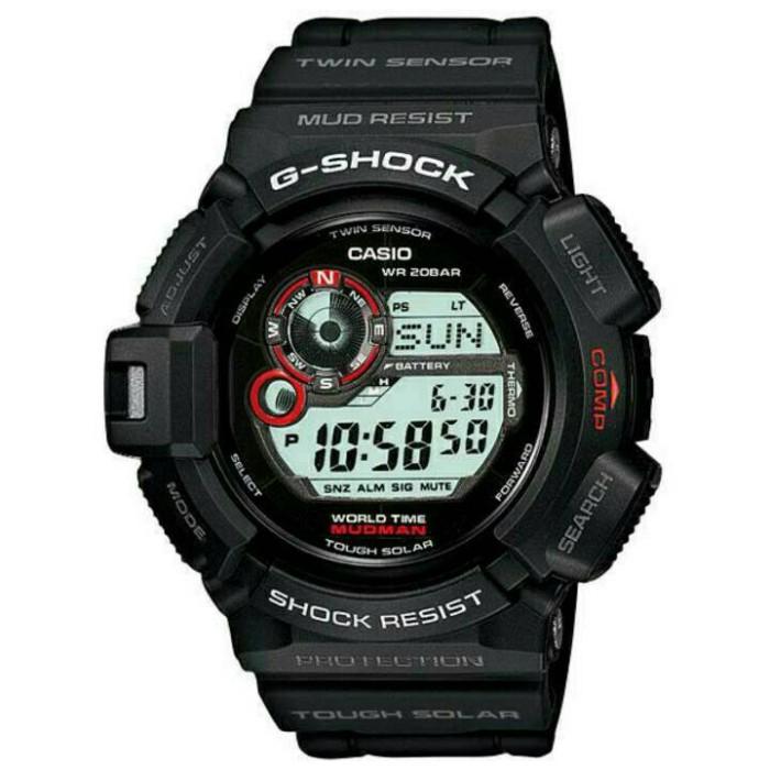 harga Casio g-shock. g-9300 mudman. pria. original Tokopedia.com