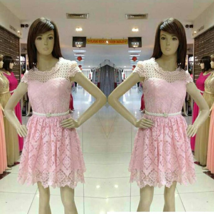 Jual Dress Pesta Gaun Pesta Import Baju Pesta Pendek Dress Pesta