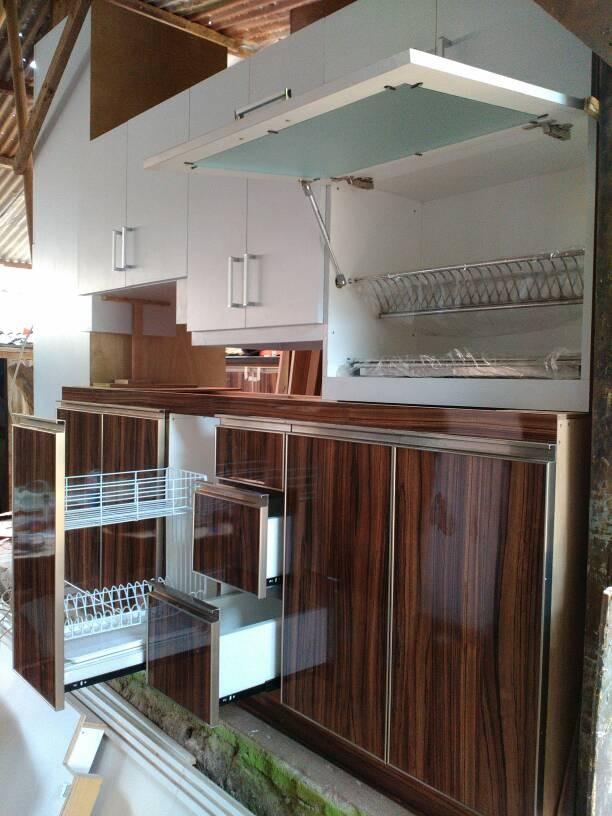 Jual Kitchen Set Dan Mini Bar Dki Jakarta Nc Furniture Tokopedia