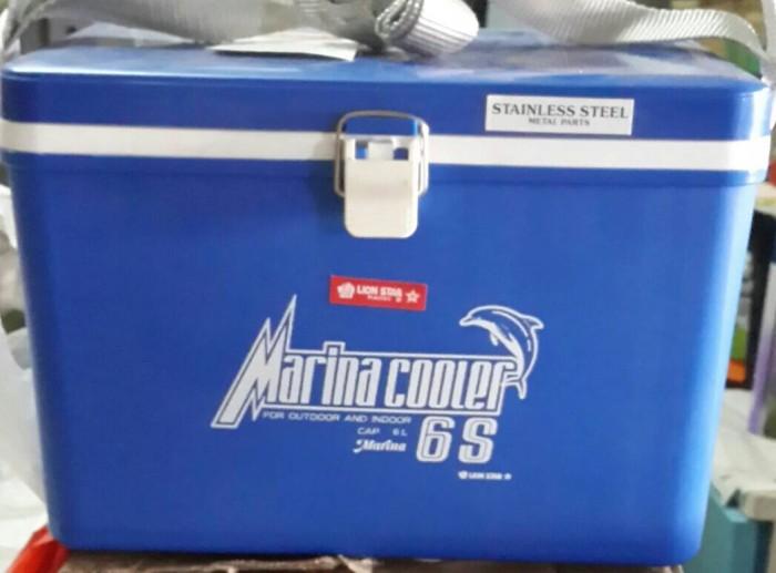 harga Cooler box 55 liter 6s lion star marina kotak pendingin kulkas mini Tokopedia.com