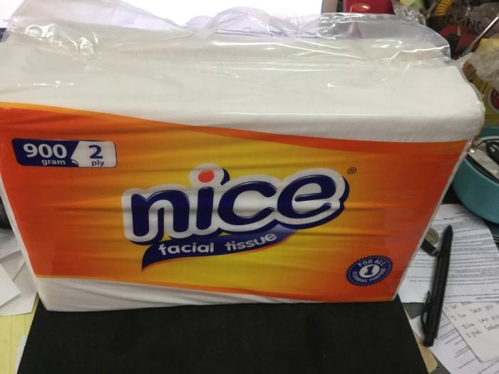 Jual Tissue muka - Tissue 900 gr merk NICE - Jakarta Timur