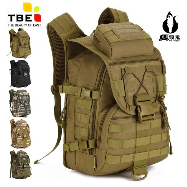 Tas Ransel X7 Militer Shoulder Backpack Bag Tentara Tni Outdoor Tbe